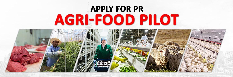 Agri Food Pilot Program for Permanent Residency Canada